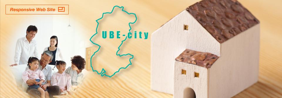 UBE-city Responsive Web Site